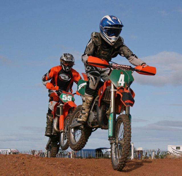 Buchan Off-Road Motorcycle Club, click to close